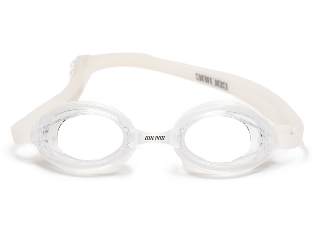 Colting Wetsuits Race Goggles, white